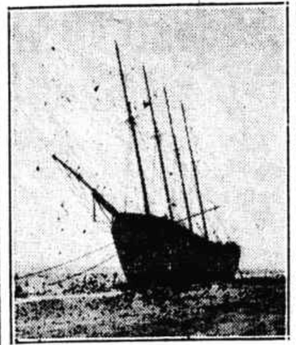 Wreck of the G. A. Kohler