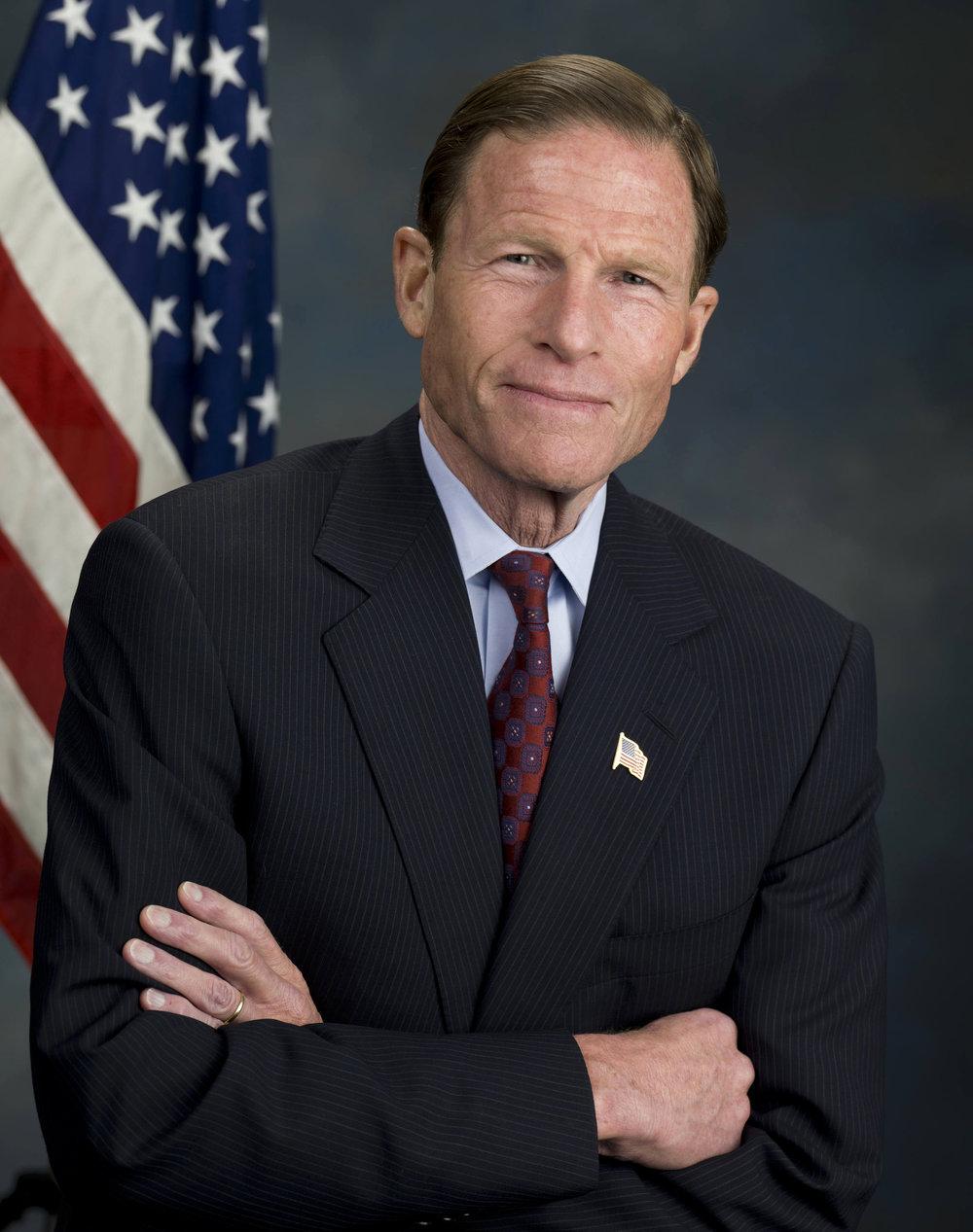 Sen. Richard Blumenthal (D-CT)