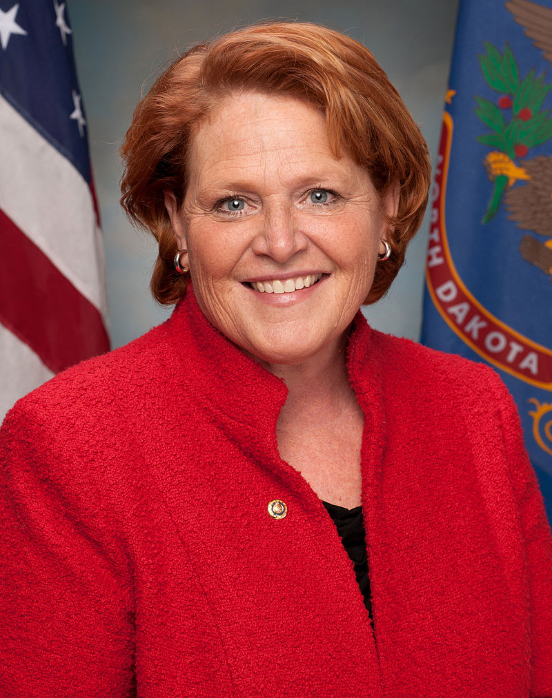 Sen. Heidi Heitkamp (D-ND)