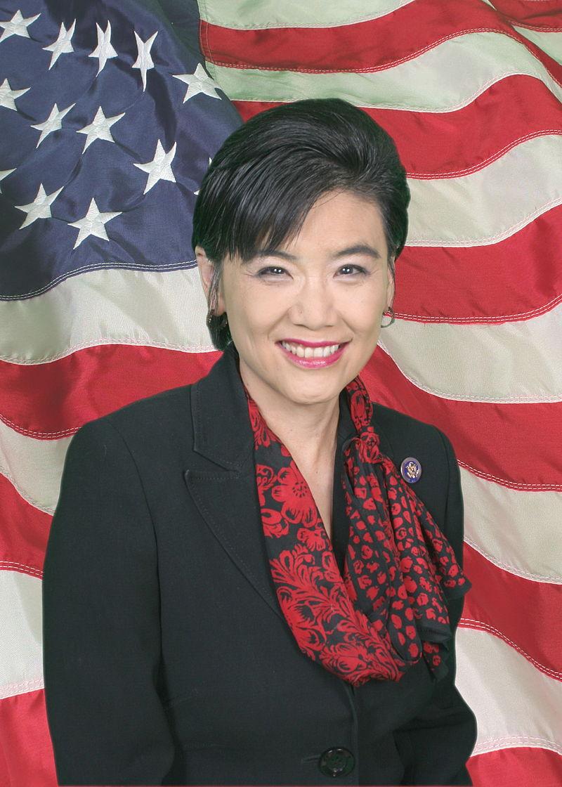 Rep. Judy Chu (D-CA)