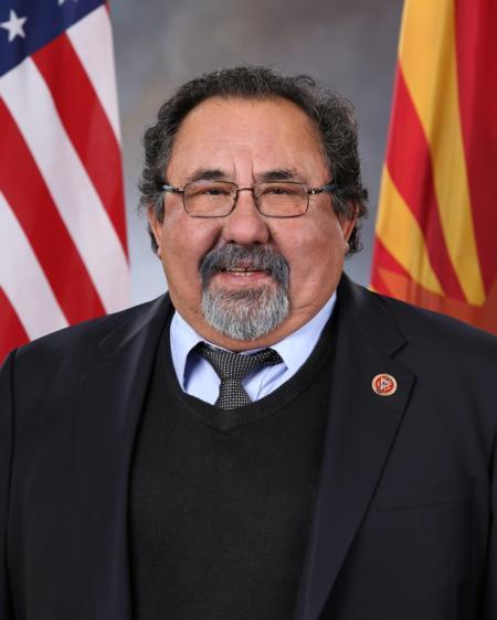 Rep. Raúl Grijalva (D-AZ)