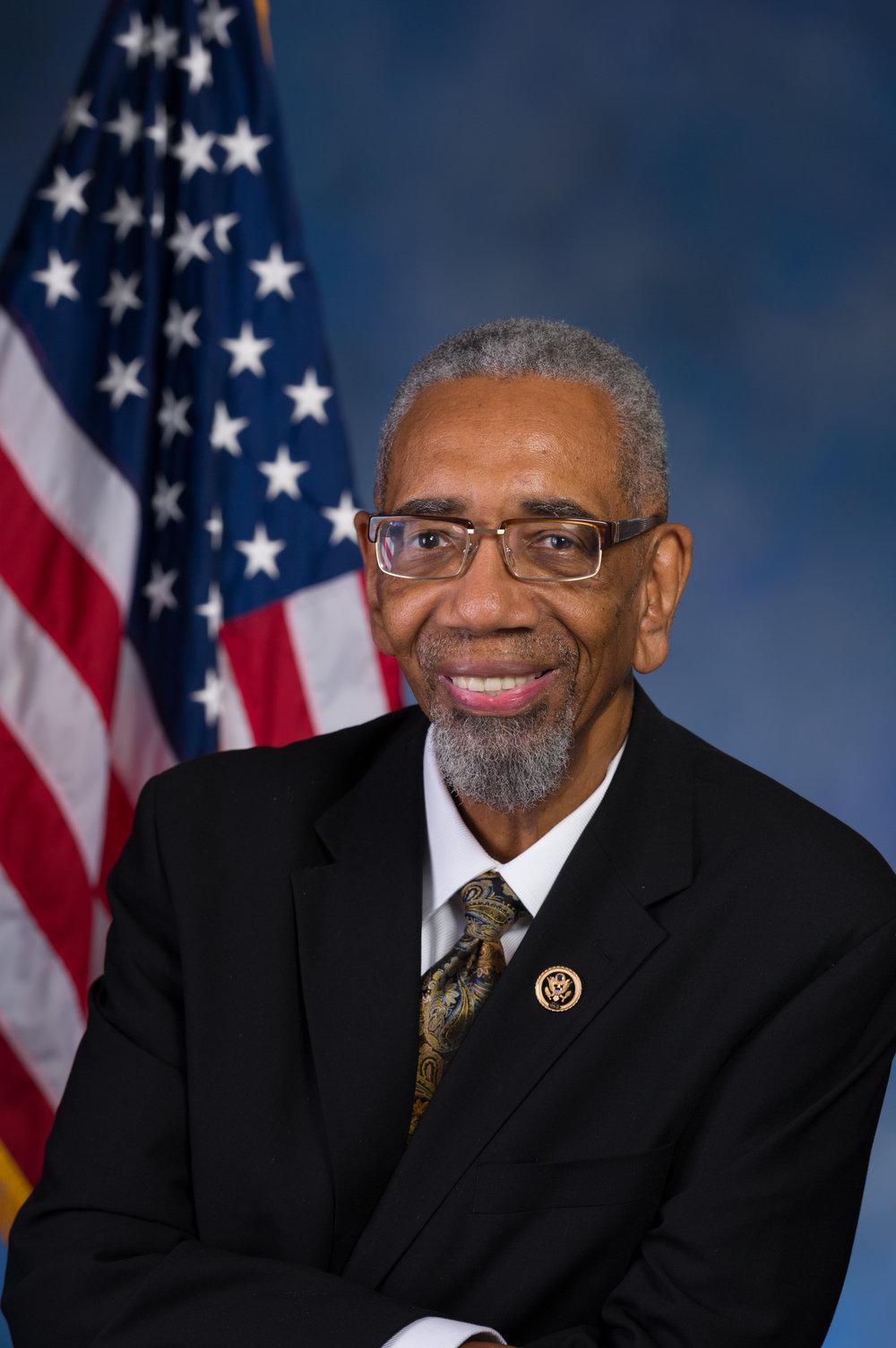 Rep. Bobby Rush (D-IL)