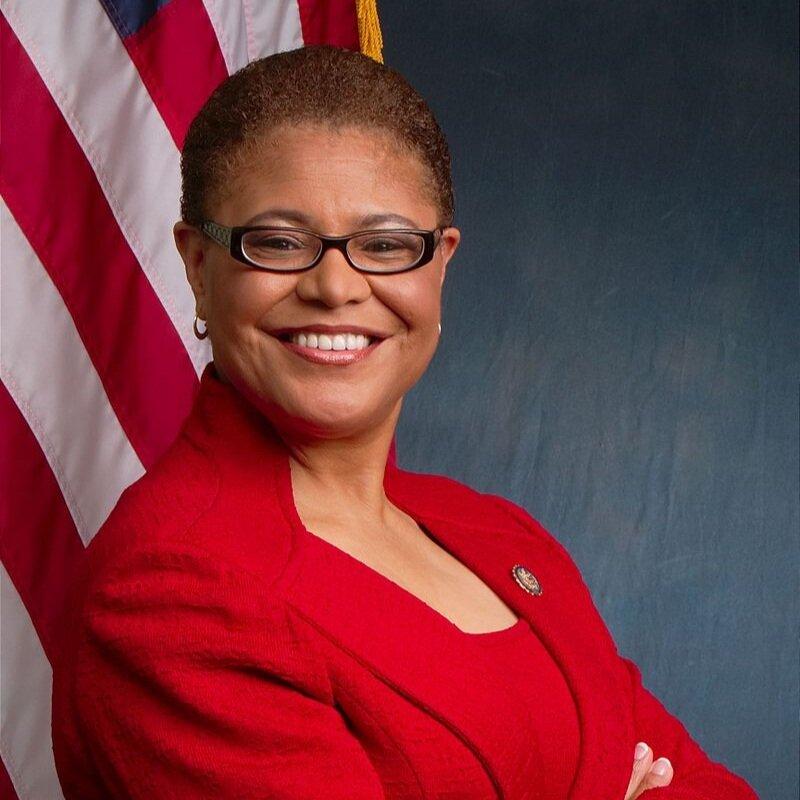 Rep. Karen Bass (D-CA)