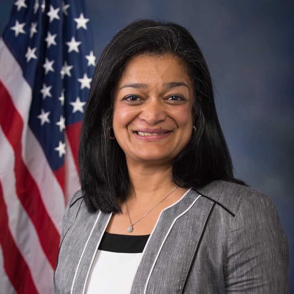 Rep. Pramila Jayapal (D-WA)