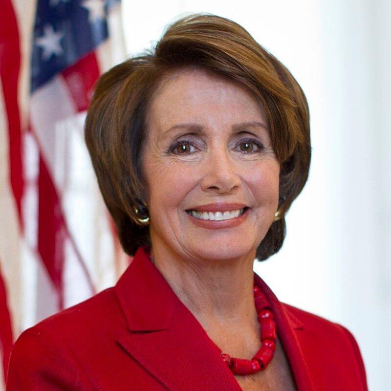Rep. Nancy Pelosi (D-CA)