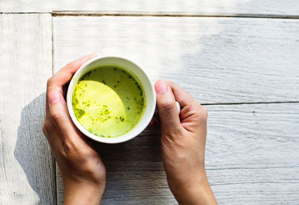5 reasons to use matcha