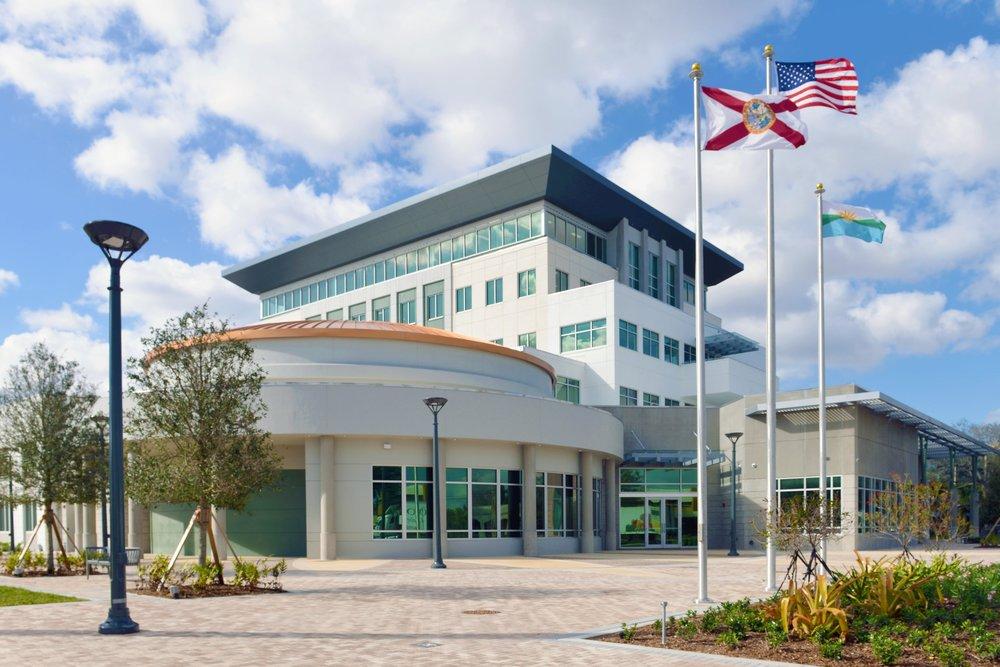 Coral Springs Municipal COmplex -