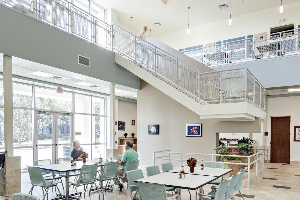 Florida Atlantic University Link Building Renovation -
