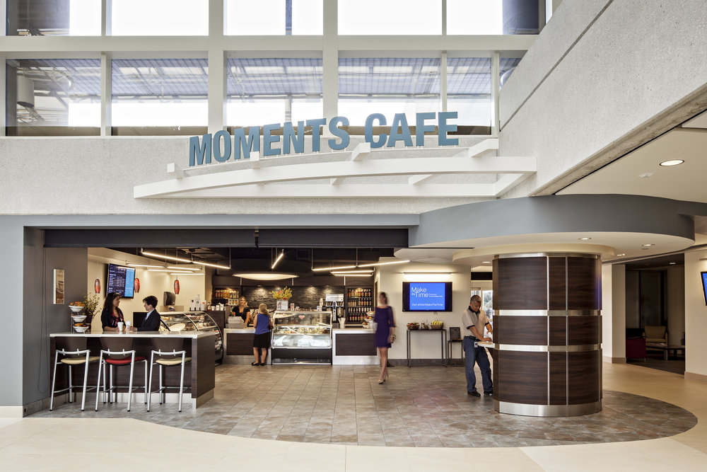 Moments Cafe -