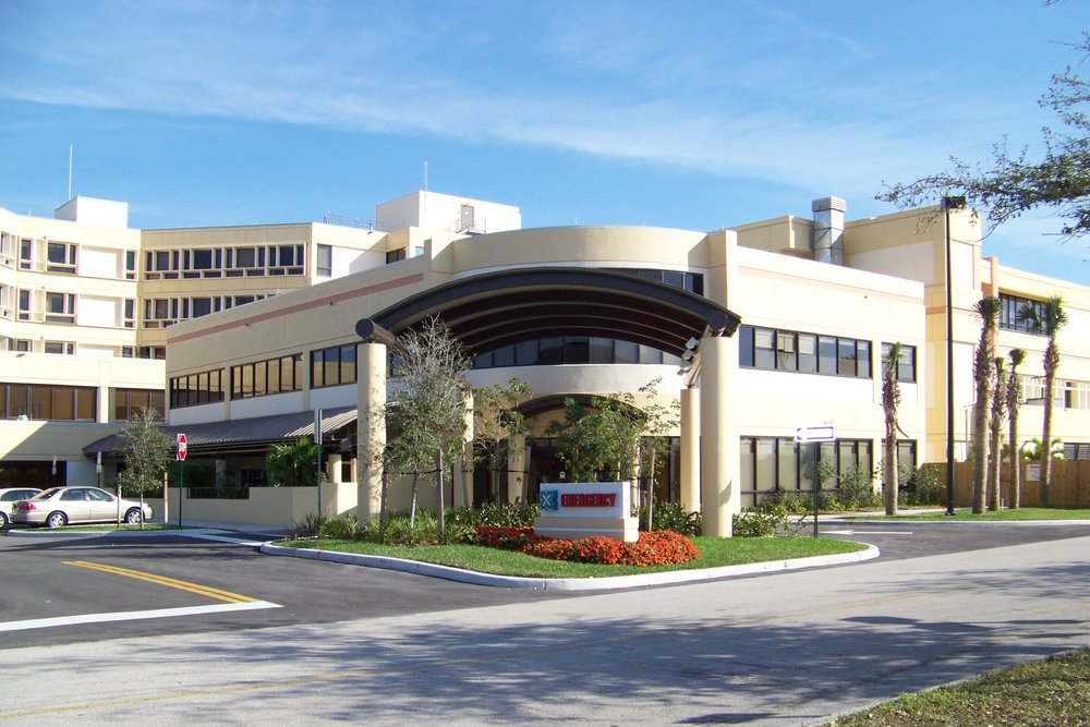 Jupiter Medical Center ER Expansion -