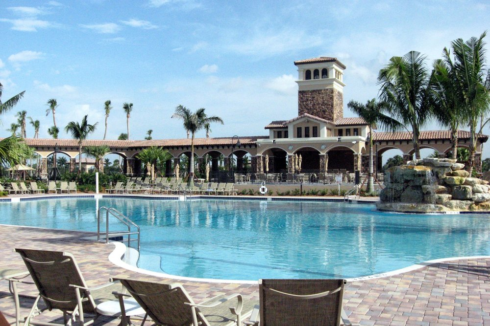 Heron Bay Clubhouse -