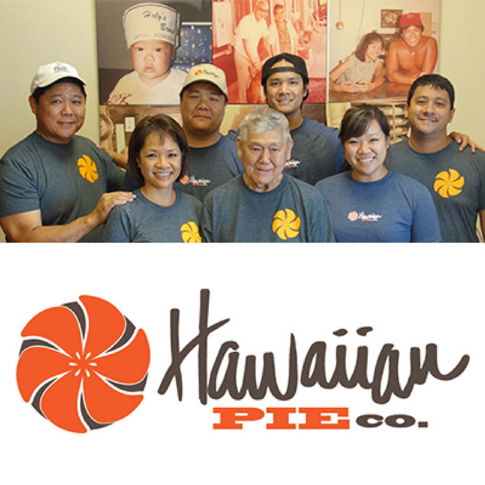 Hawaiian Pie Company   Run by Jan & Joel Hori using long-standing family recipes, Hawaiian Pie Company is a bakery that specializes in melt-in-your-mouth buttery fruit pies and baked goods. Buy them frozen at your local grocery store or at their local shop in Honolulu.   Learn more