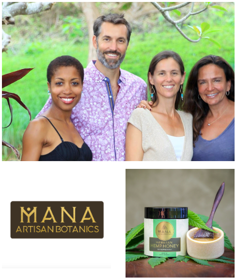 Mana Artisan Botanics   Mana Artisan Botanics, Hawaii's first wellness-driven hemp company, handcrafts phytocannabinoid-rich products for endocannabinoid system (ECS) support. Based on the Big Island of Hawaii, the company offers artisanal, whole-plant hemp extracts, infused with pure Hawaiian botanicals designed for health and wellness.     Learn more
