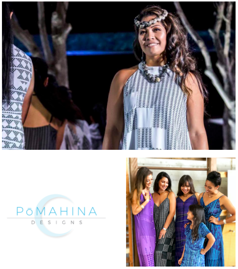 PōMahina   Based on Molokai,   PōMahina Designs is a contemporary wearable art & fashion company imbued with culture, tradition & aloha.  #ModernMaoli   Learn more