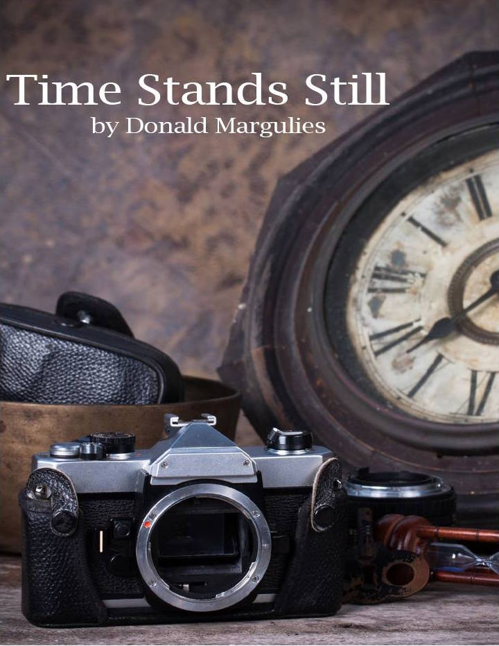 Time Stands Still - King's College Theatre, Wilkes-Barre, PAPlaywright: Donald MarguliesDirecter: Sheileen GodwinScenic & Lighting Designer: Dave ReynoldsCostume Designer: Autumn J. gALKA