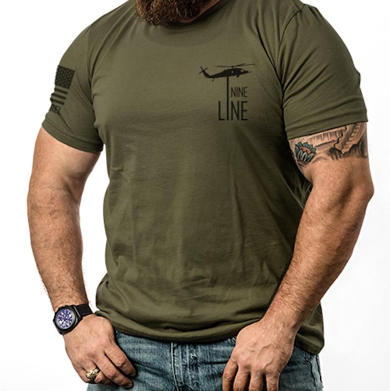 Nine Line Apparel The Oath Men's T-Shirt