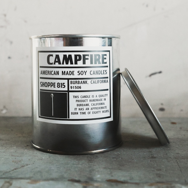 Shoppe 815 Campfire Soy Candle