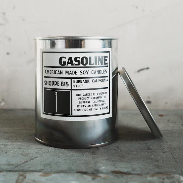 Shoppe 815 Gasoline Soy Candle
