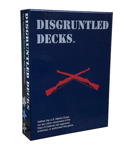 "Disgruntled Decks Marines ""Jarhead"" Pack"
