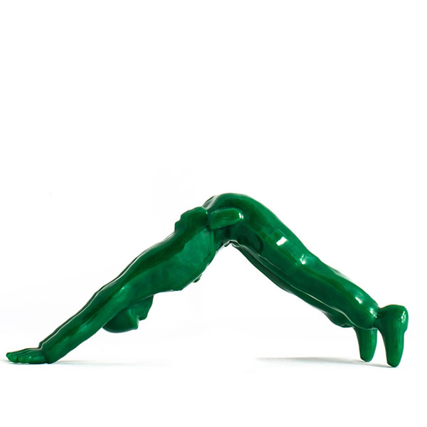 Yoga Joes Downward Dog