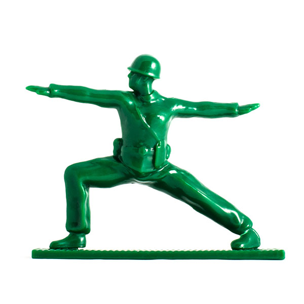 Yoga Joes Warrior Two