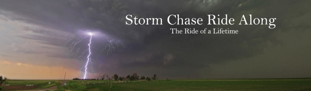 Storm Chase Ride Along