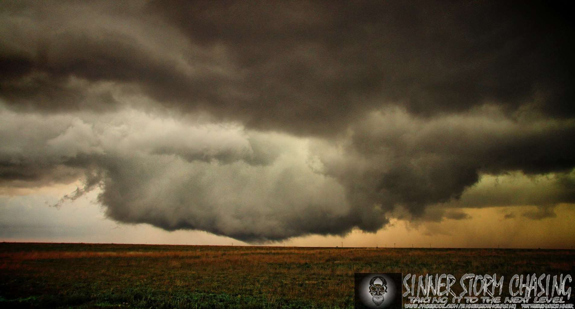 ground scraping wall cloud 12 October 2012 Plainview TX