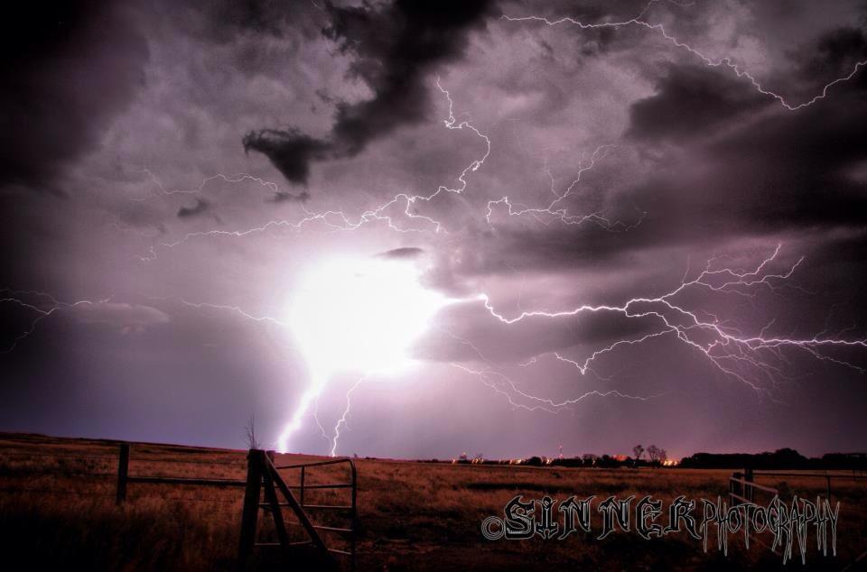 I love lightning