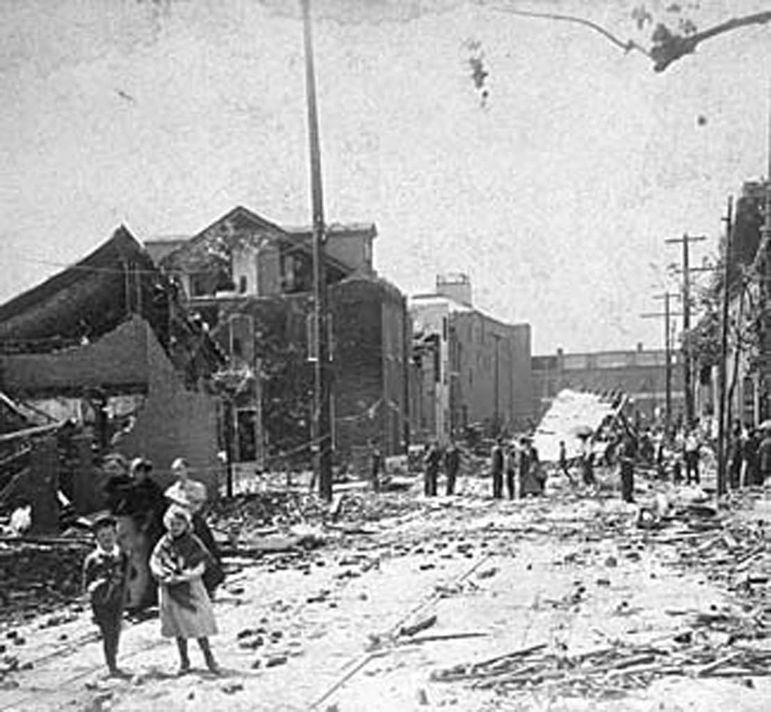 Natchez Tornado