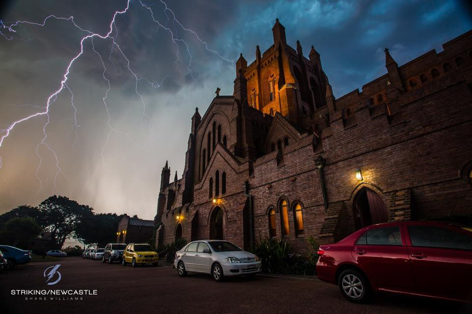 This was taken on the 24/11/14 in Newcastle, Australia. It was late afternoon. Taken with Canon 5d miii 17-40mm canon lens