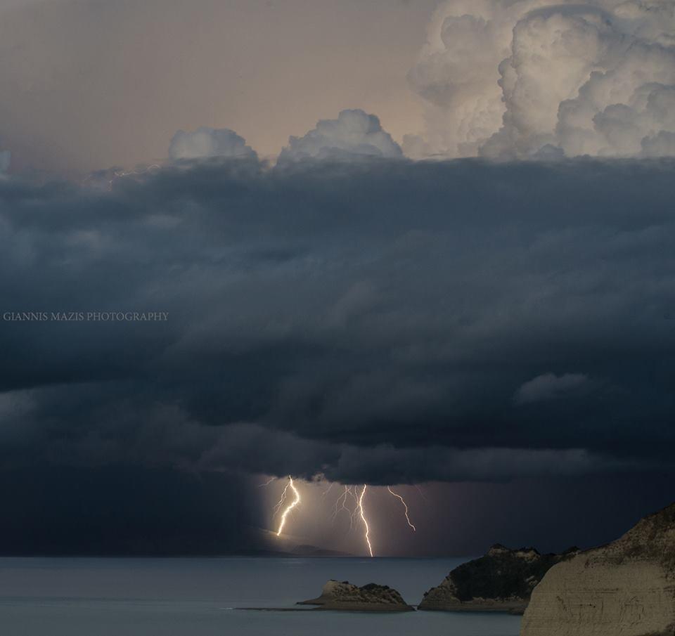 Good morning from Corfu Greece )