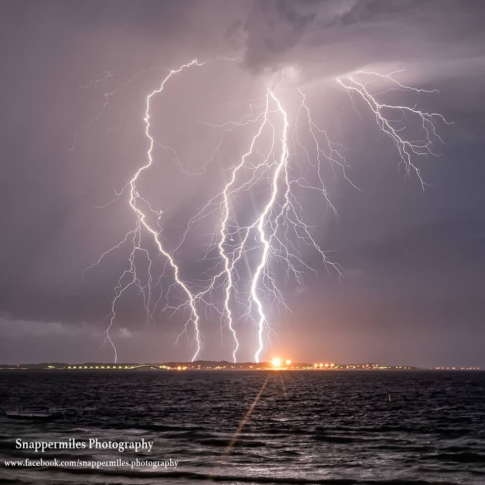 ROCKING BOLTS! Storms have been forecast all week in Perth WA so I've gone through my hard drive and got a little bit excited! heres a shot from Cockburn Sound in Rockingham just south of Perth, taken on a nikon d800 and 24/70 2.8