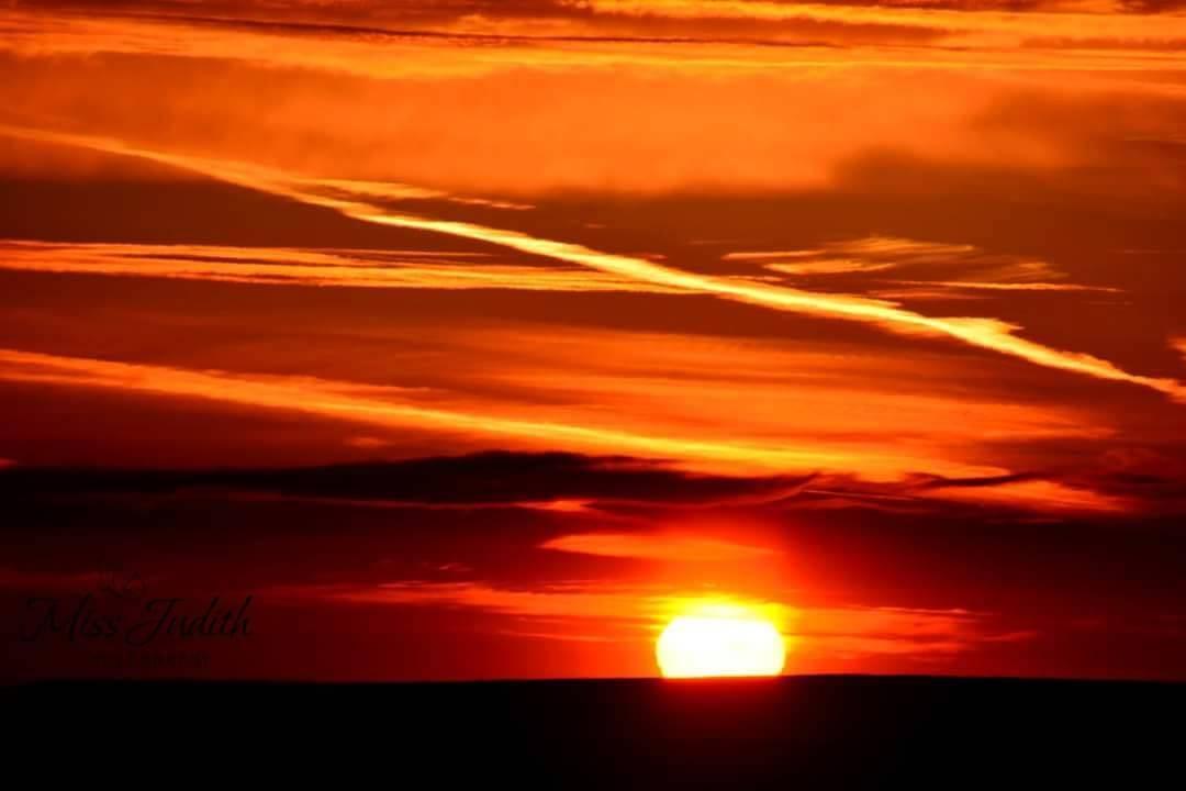 North Dakota Sunrise (SOOC)