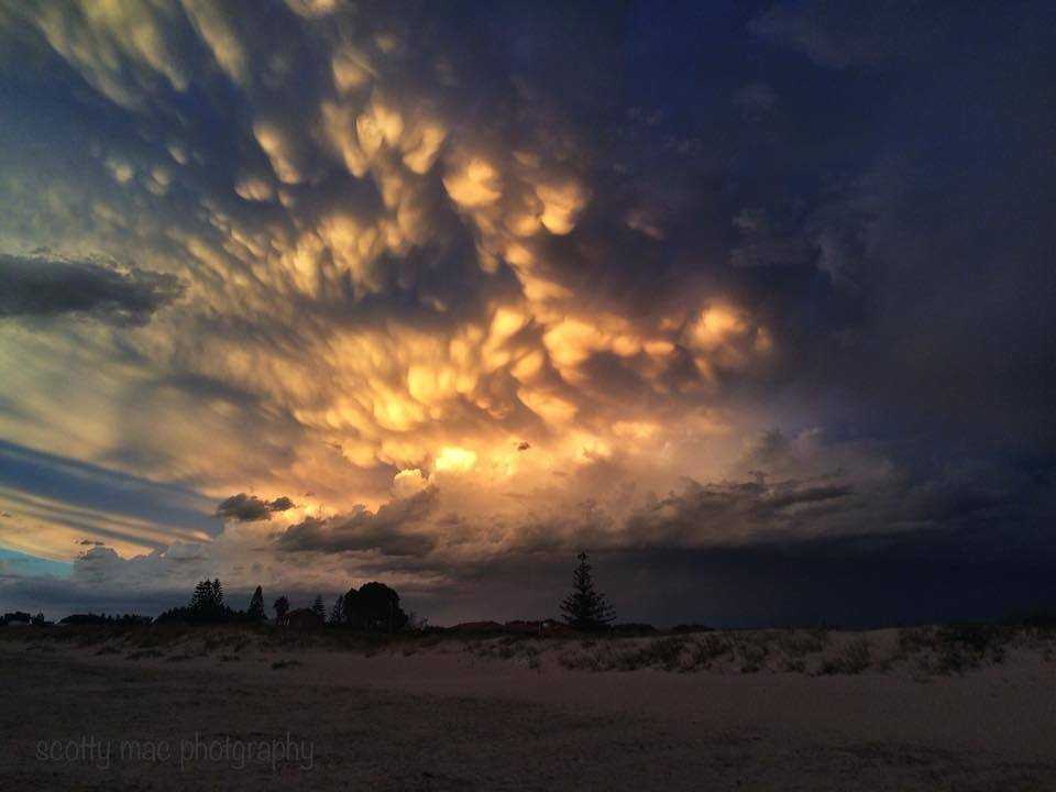 Been an awesome day of storms today and this was the end result to a amazing day in Lancelin Western Australia