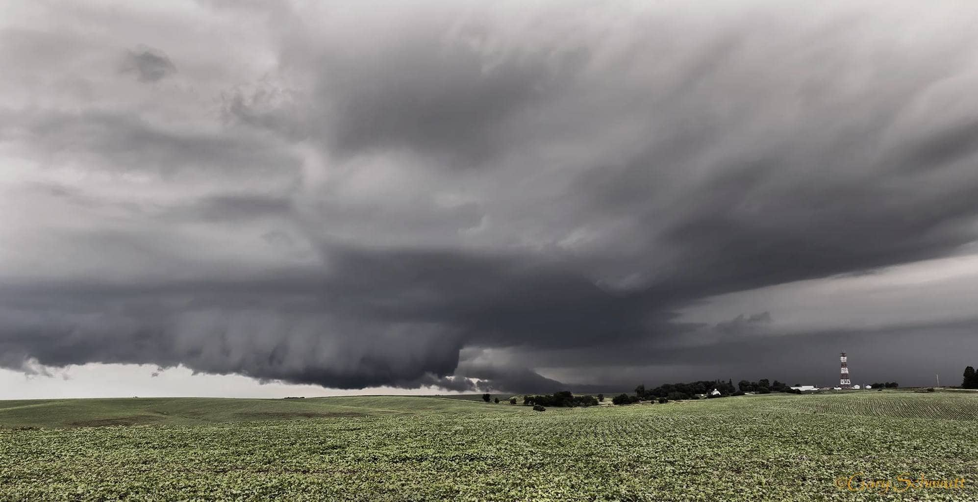 Iowa storm June 2014