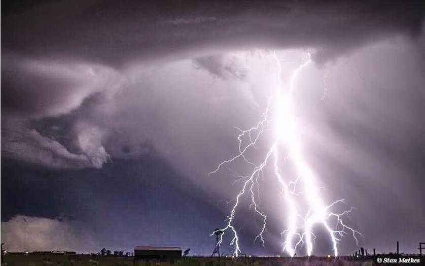 Old Lightning Shot from a few years ago... Enjoy...