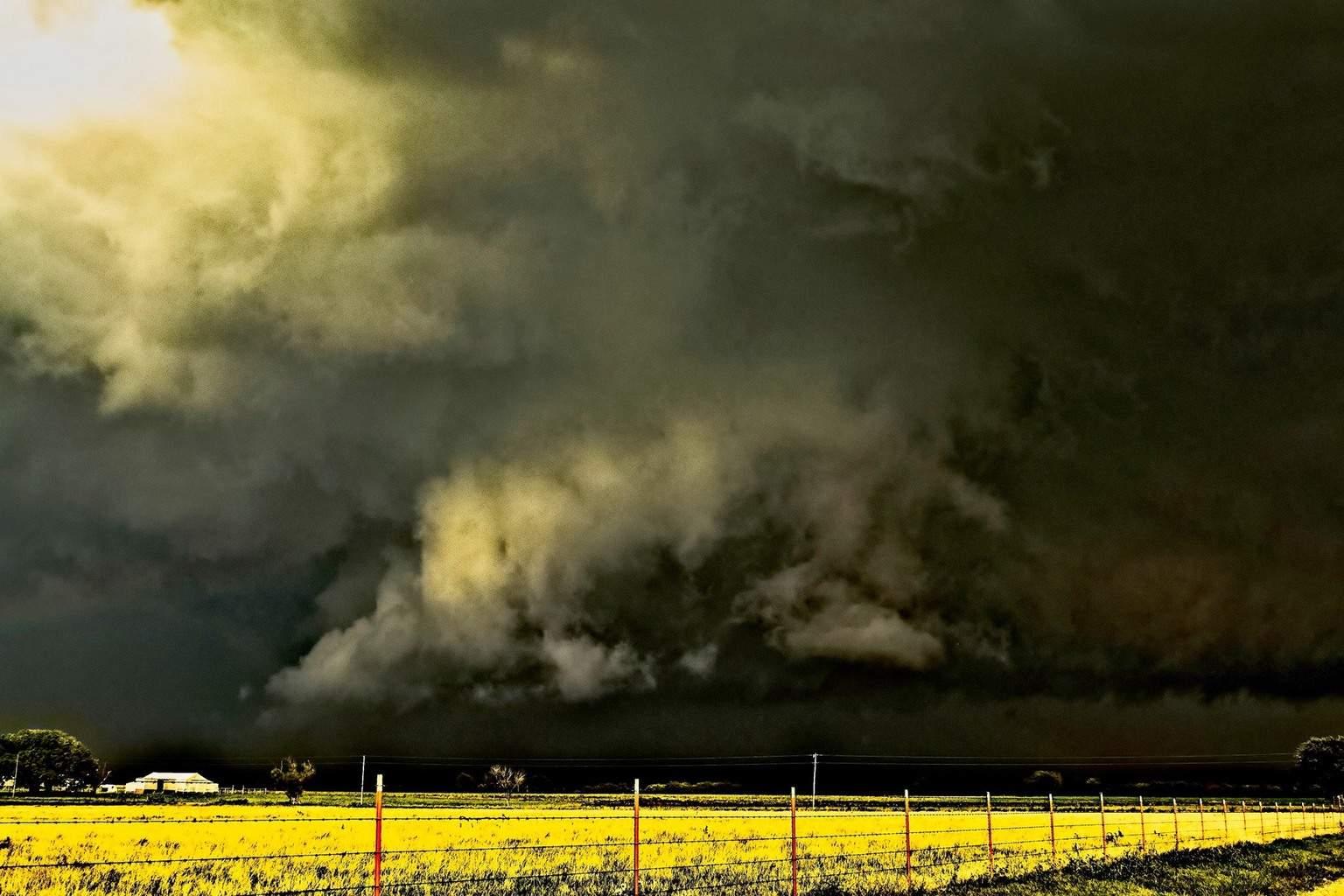NE Kansas, last Spring,
