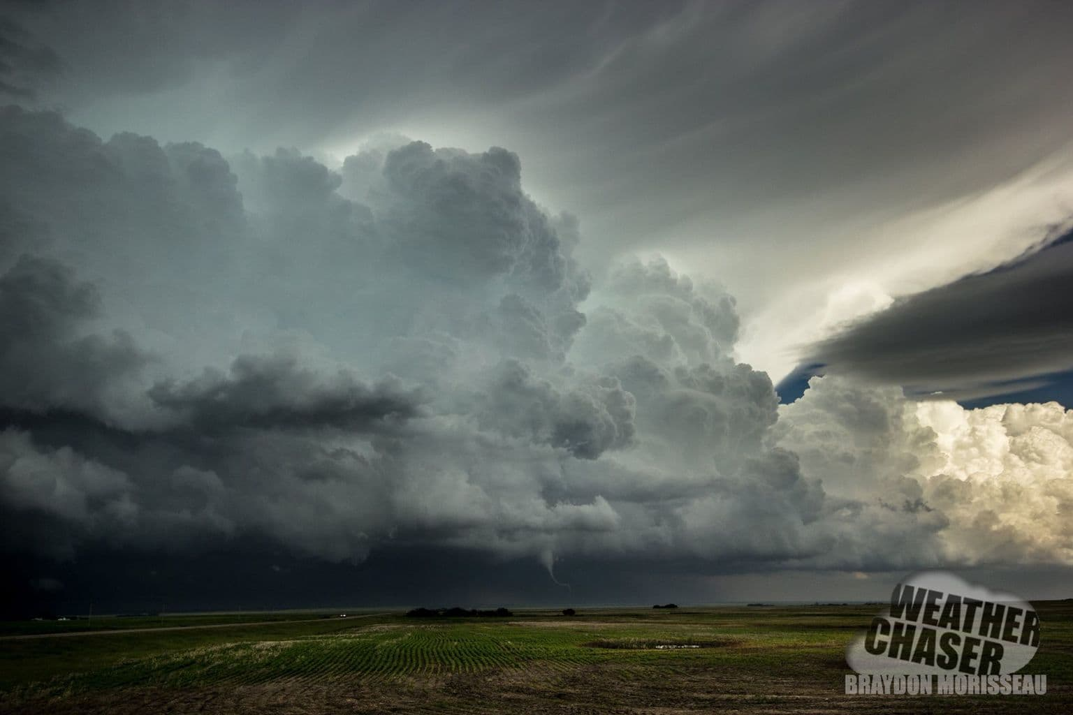 July 5th 2014 Tornado Outbreak in Saskatchewan, Canada! 6 tornados across the province on this day.