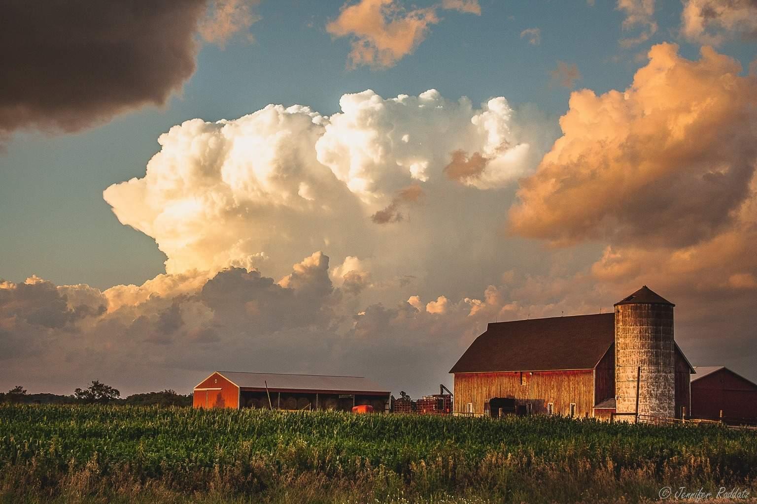 Northwestern Wisconsin, Summer 2014