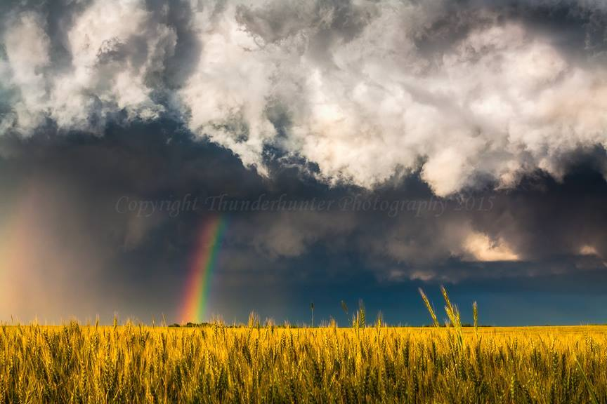 A day of supercells ended with some of the most incredible colour I have seen nature produce - near Greensburg, Kansas - May 20th 2011