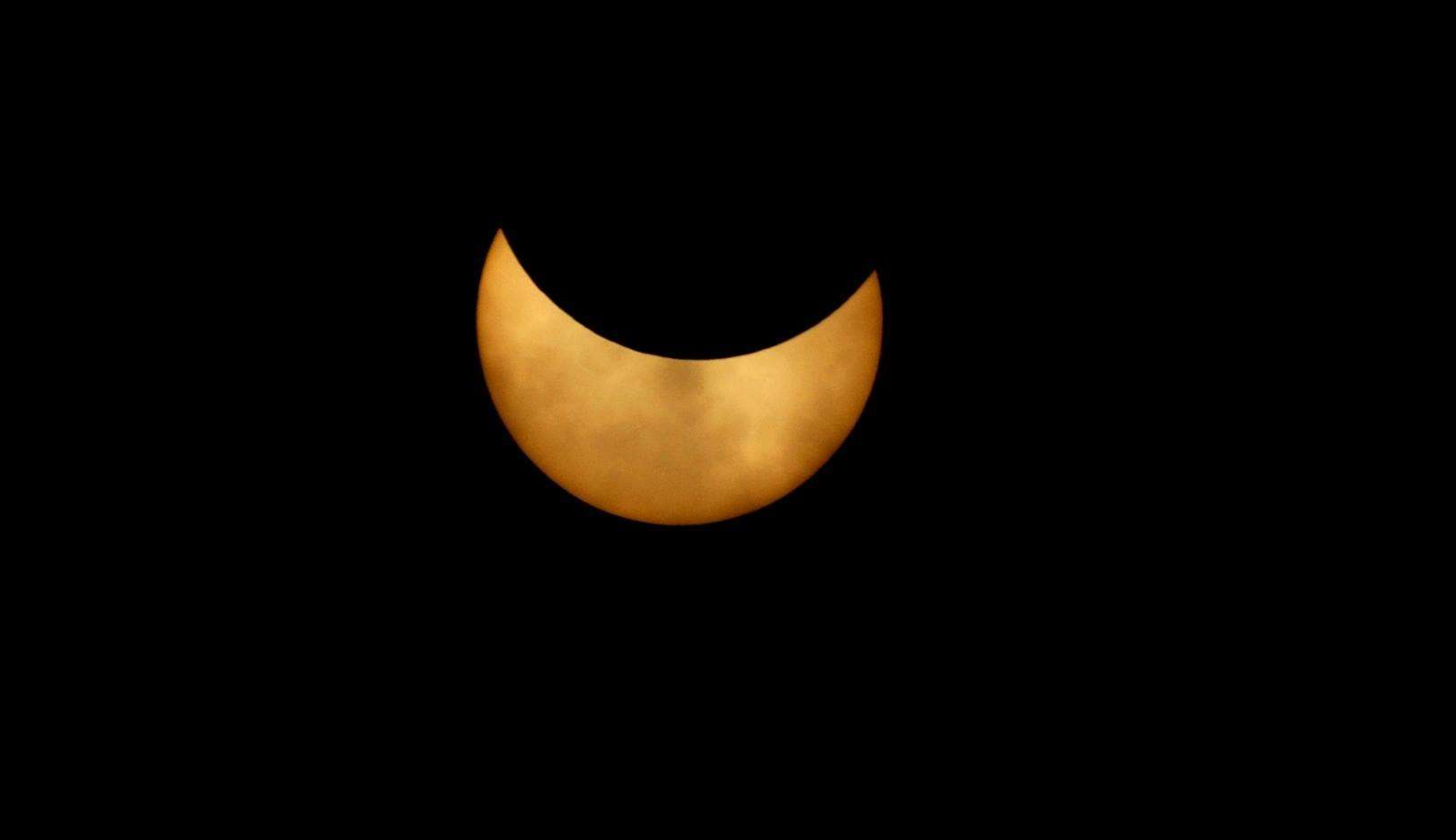 The eclipse from Sighet, Romania