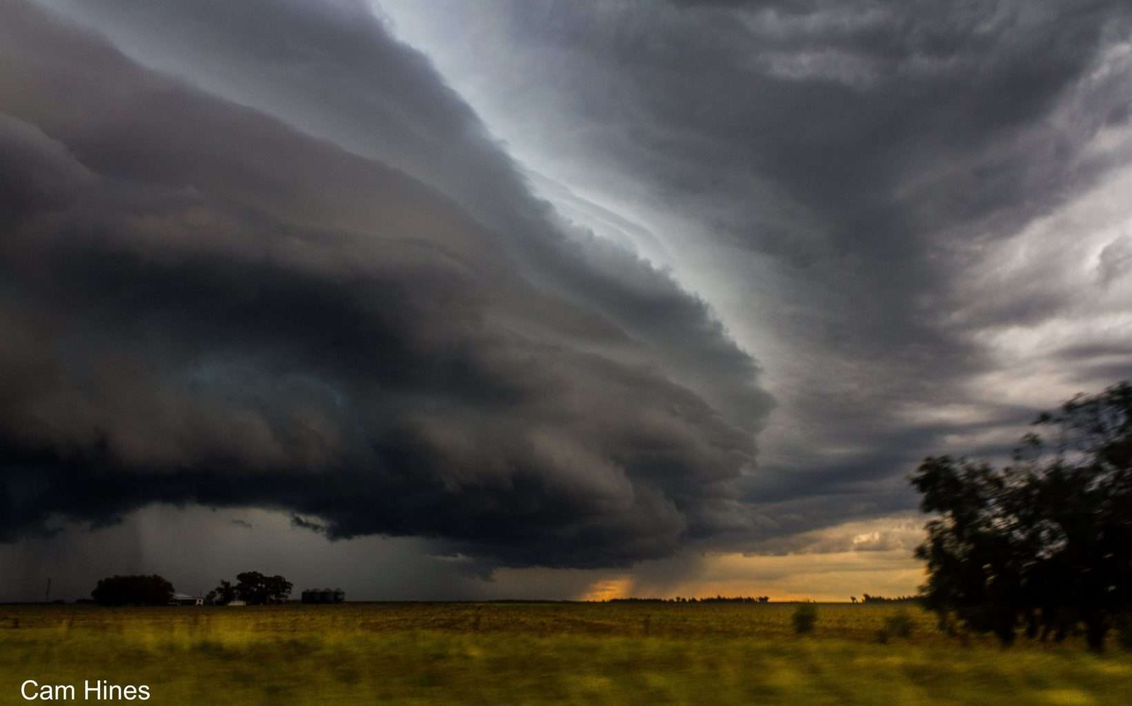 Australia Day, January 26 2015.  Storm chase earlier this year with good mates and a HP supercell near Pittsworth, QLD.