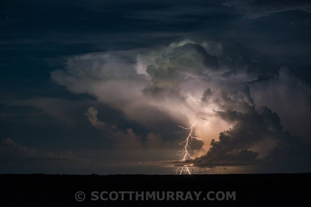Captured this about an hr go on a quick after work storm chase Kakadu NT Australia.