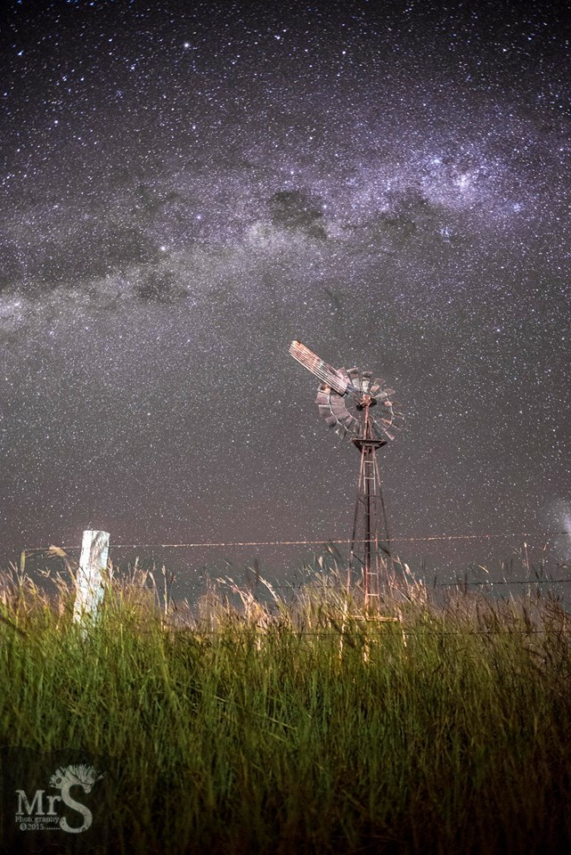 Sadly here in parts of Australia our storm season is done for another year. So now the weather we chase is the amazing night sky that comes from cold dry night. This was captured at Kalbar Queensland Australia a few night's back. Amazing what cold air systems do for night views.
