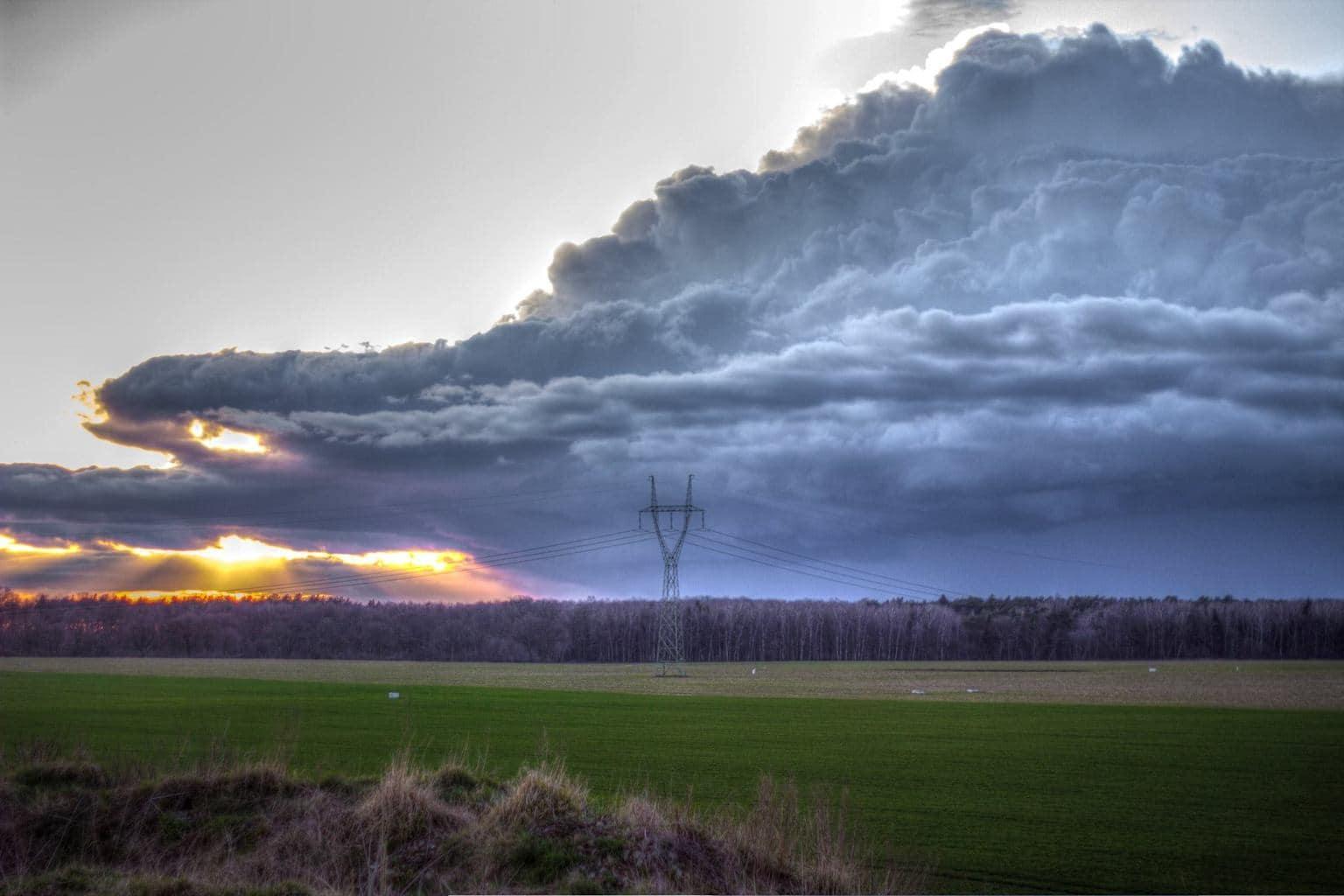 Poland convection today