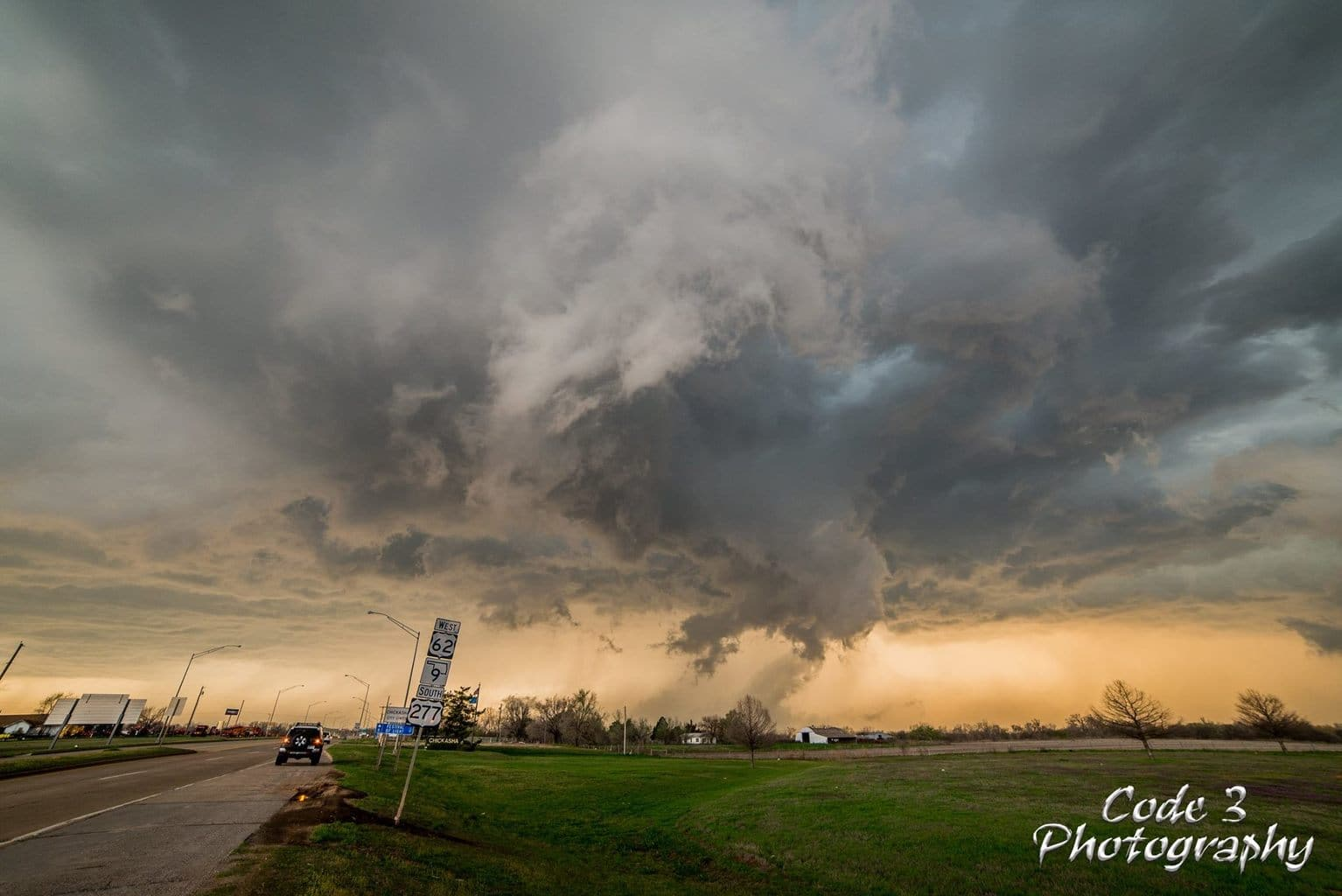 Chickasha, OK 3-25-14 Shot with a Nikon D610 with a 14mm lens.