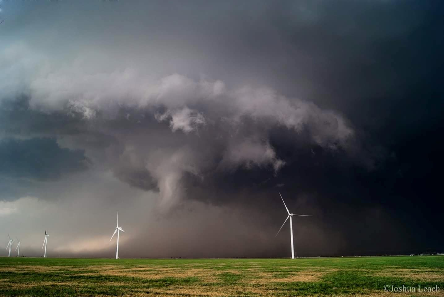 SE of Hereford, TX 4/22/2015