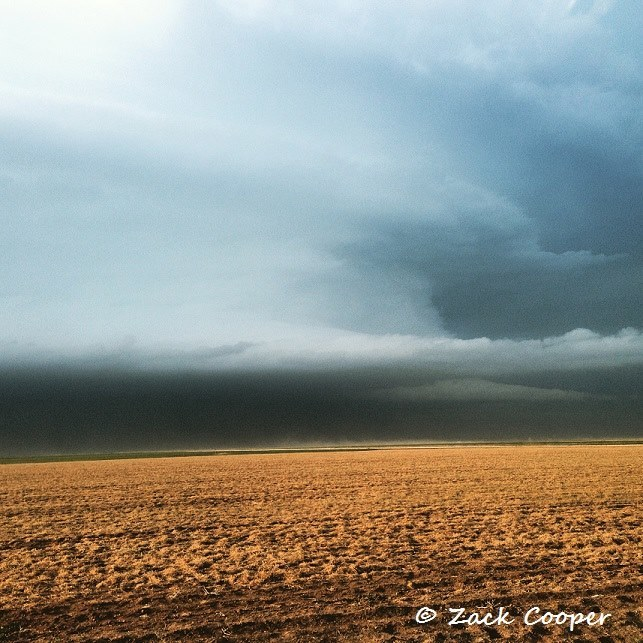 Great Structure NE of Amarillo, TX last Saturday... 4/11/15