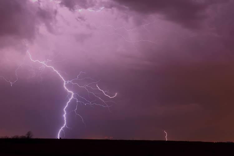 Lightning, March 25, 2015...Norman, Oklahoma