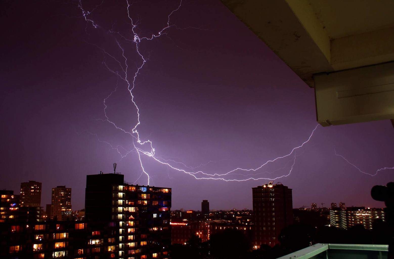 Our lightning spot in Zoetermeer the Netherlands. Shot this photo back in 2009. Greets Jeroen Kuiten. Sweetlakecity-Stormchasers